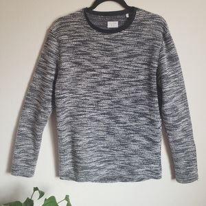 ❤7Diamonds Heather Pullover Sweater for Men Size M